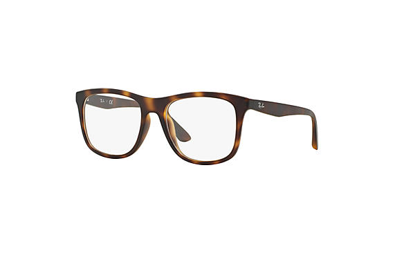 Ray-Ban 0RX7068D-RB7068D Tortoise OPTICAL