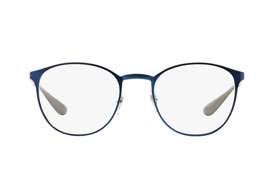 Ray-Ban  eyeglasses RX6355 UNISEX 002 rb6355 blue 8053672503982