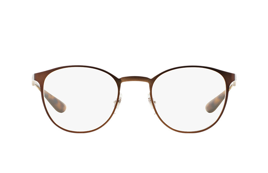 Ray-Ban  eyeglasses RX6355 UNISEX 005 rb6355 brown 8053672503999