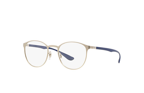 Ray-Ban 0RX6355-RB6355 Silver; Blue OPTICAL