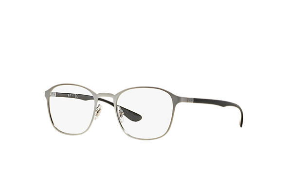Ray-Ban 0RX6357-RB6357 Gunmetal; Black OPTICAL