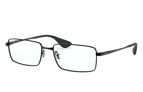Ray-Ban 0RX6337M-RB6337M Noir OPTICAL