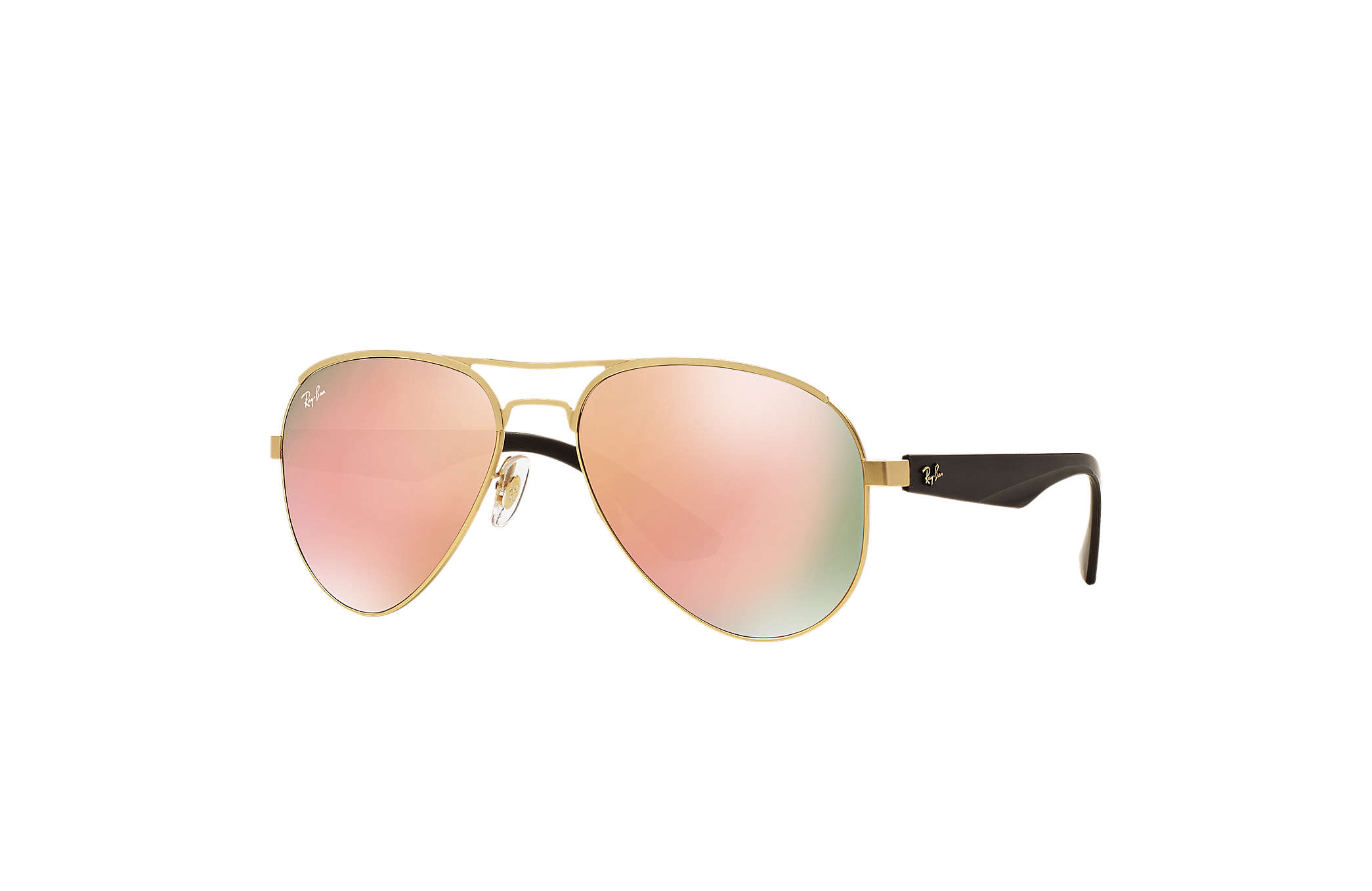 c44e99d693 Ray-Ban RB3523 Gold - Metal - Copper Lenses - 0RB3523112 2Y59