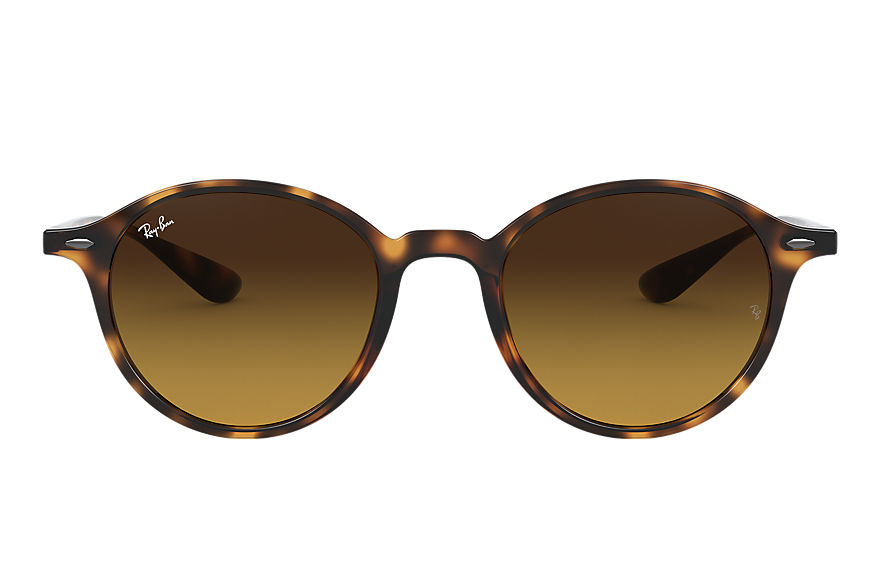 Ray-Ban  sunglasses RB4237 UNISEX 004 round liteforce tortoise 8053672514605