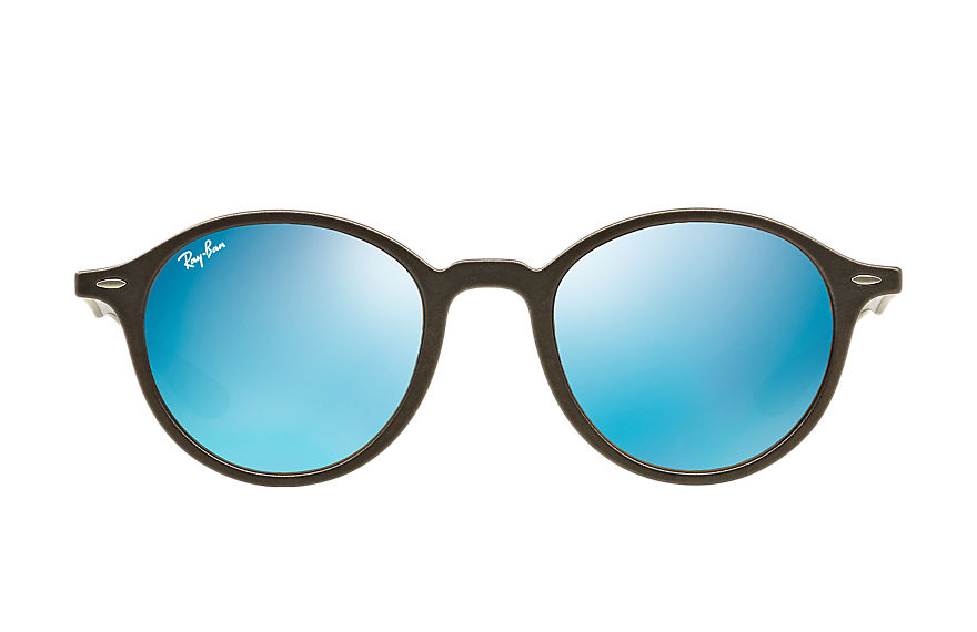 Ray-Ban  sunglasses RB4237 UNISEX 003 round liteforce grijs 8053672514629