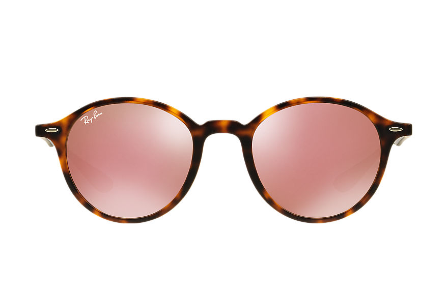 Ray-Ban  sunglasses RB4237 UNISEX 005 round liteforce tortoise 8053672514643