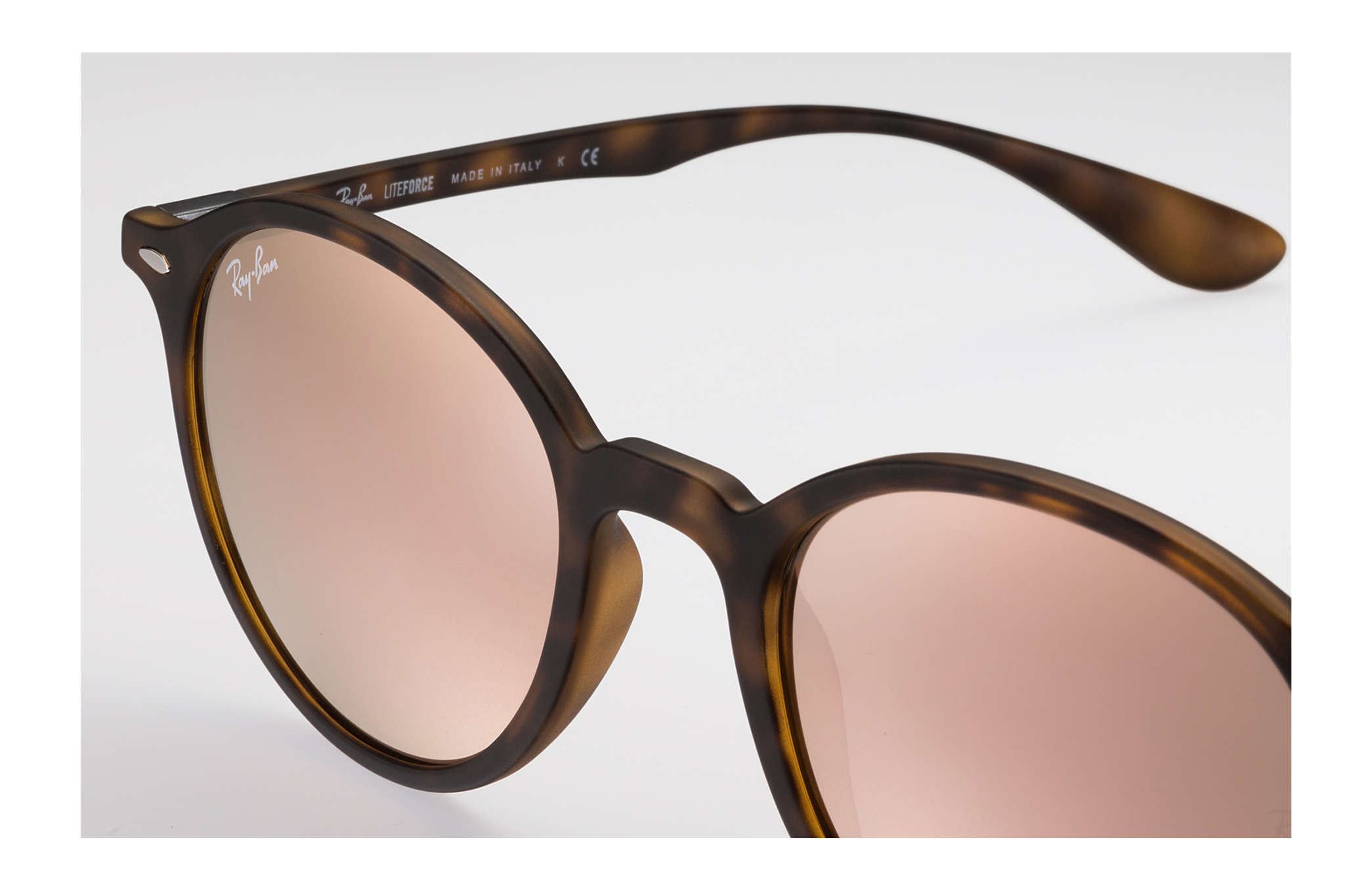 d5912ff6a43 ... clearance ray ban round liteforce sunglasses c8485 8f564 ...