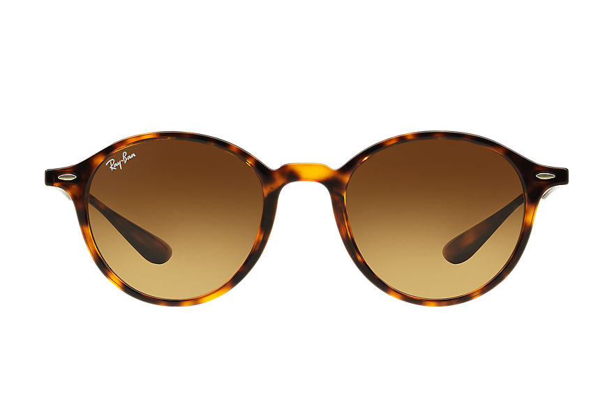 Ray-Ban  sunglasses RB4237F UNISEX 002 round liteforce tortoise 8053672515114