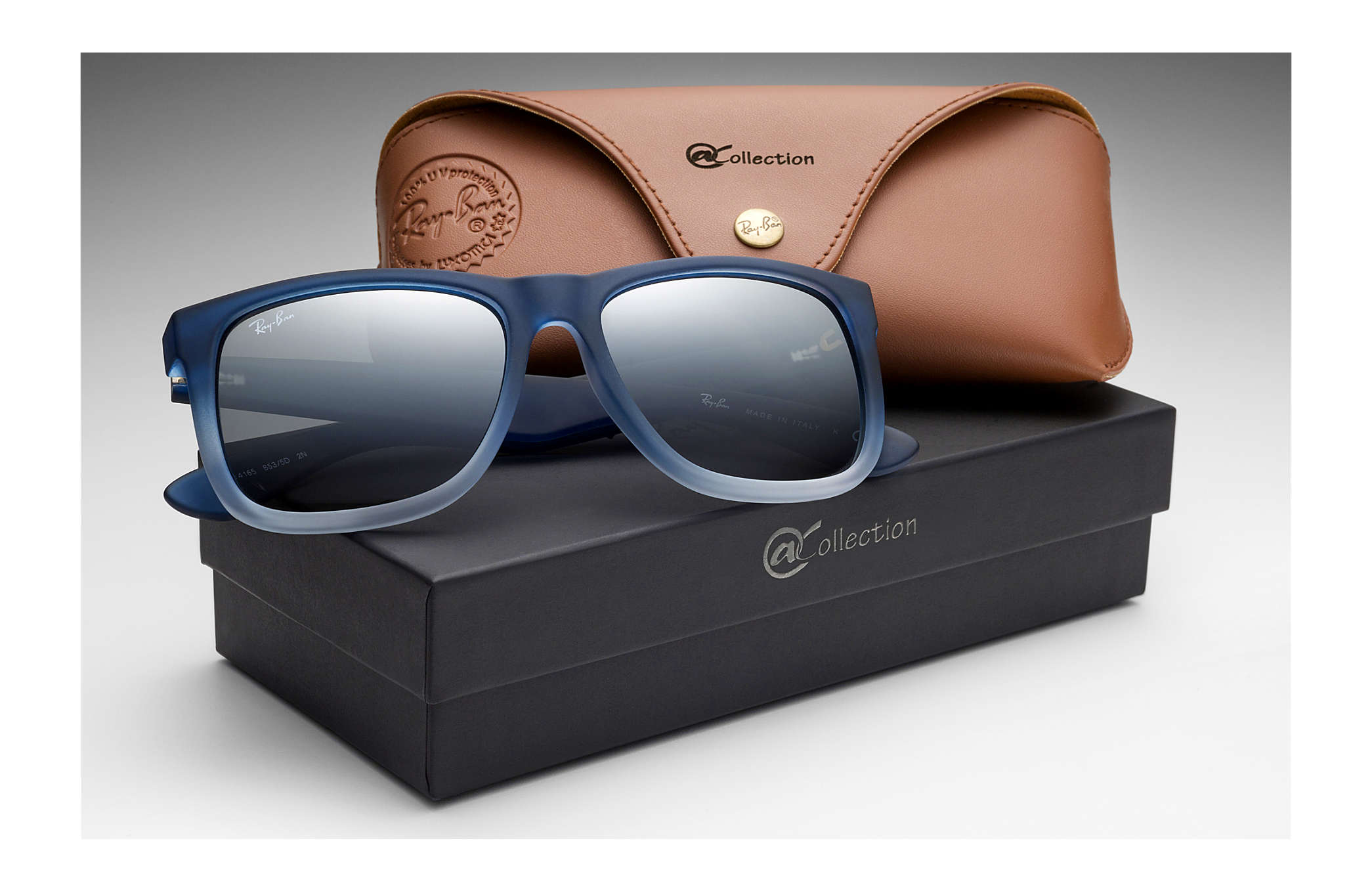 6dd801e079 ... france ray ban 0rb4165 justin collection blue sun 18bfc cf347