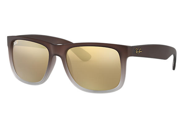 Ray-Ban 0RB4165-JUSTIN @Collection Brown SUN