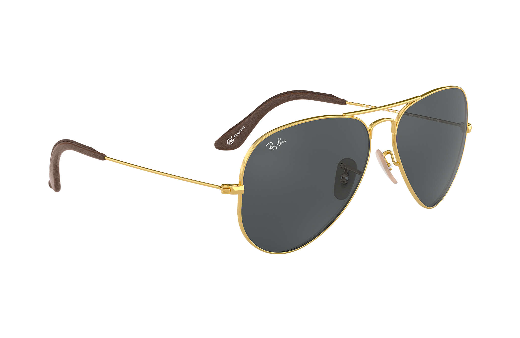 ray ban aviator small azul
