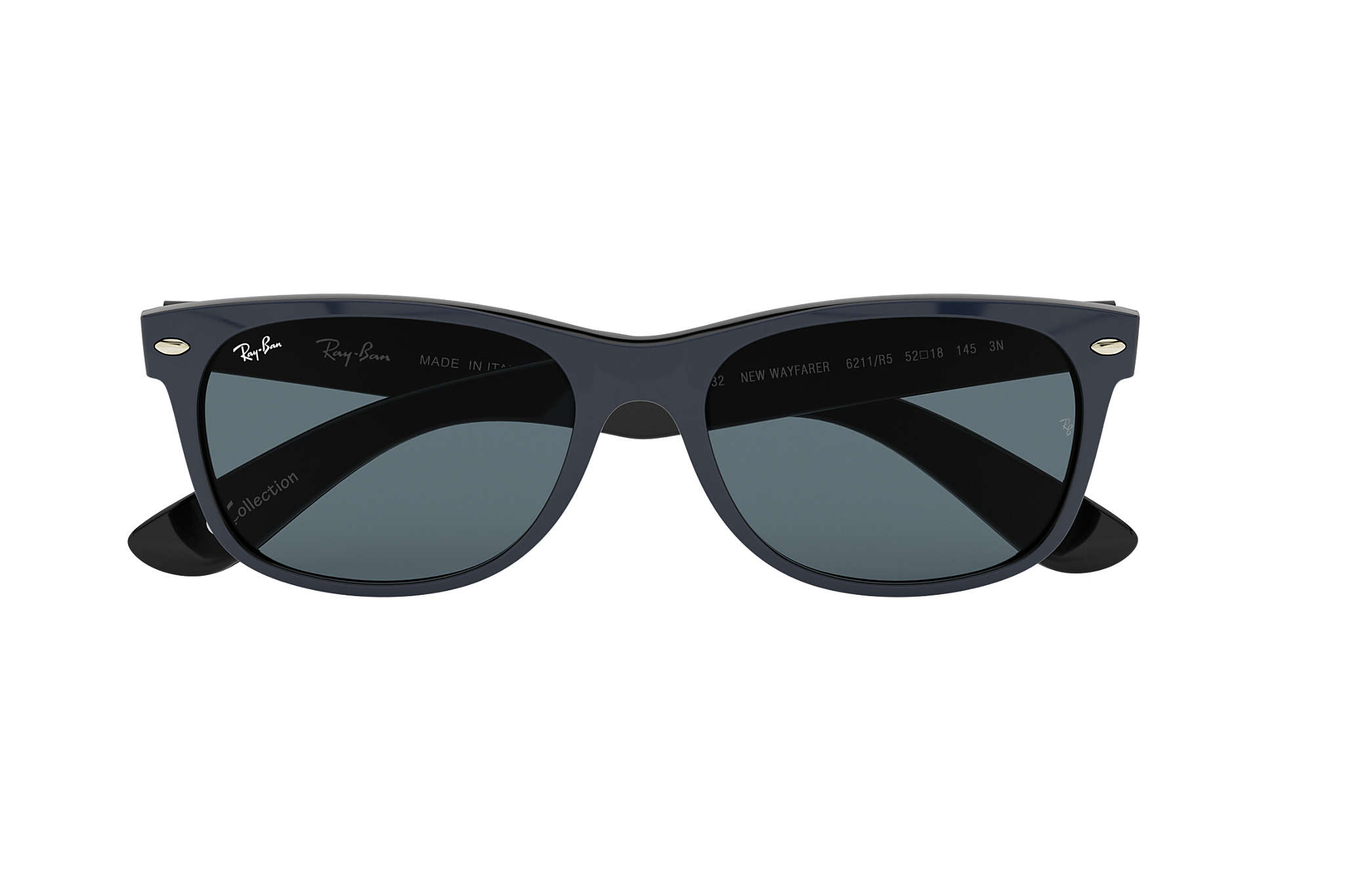 ... Ray-Ban 0RB2132-NEW WAYFARER @Collection Blue SUN ...