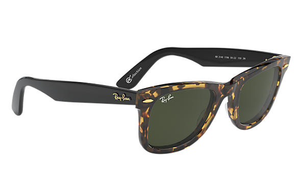 84ecdd9673f7a Ray-Ban Original Wayfarer  collection RB2140 Tortoise - Acetate ...