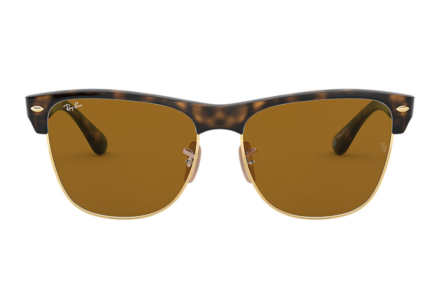Ray-Ban  sunglasses RB4175 UNISEX 003 clubmaster oversized collection tortoise 8053672550375