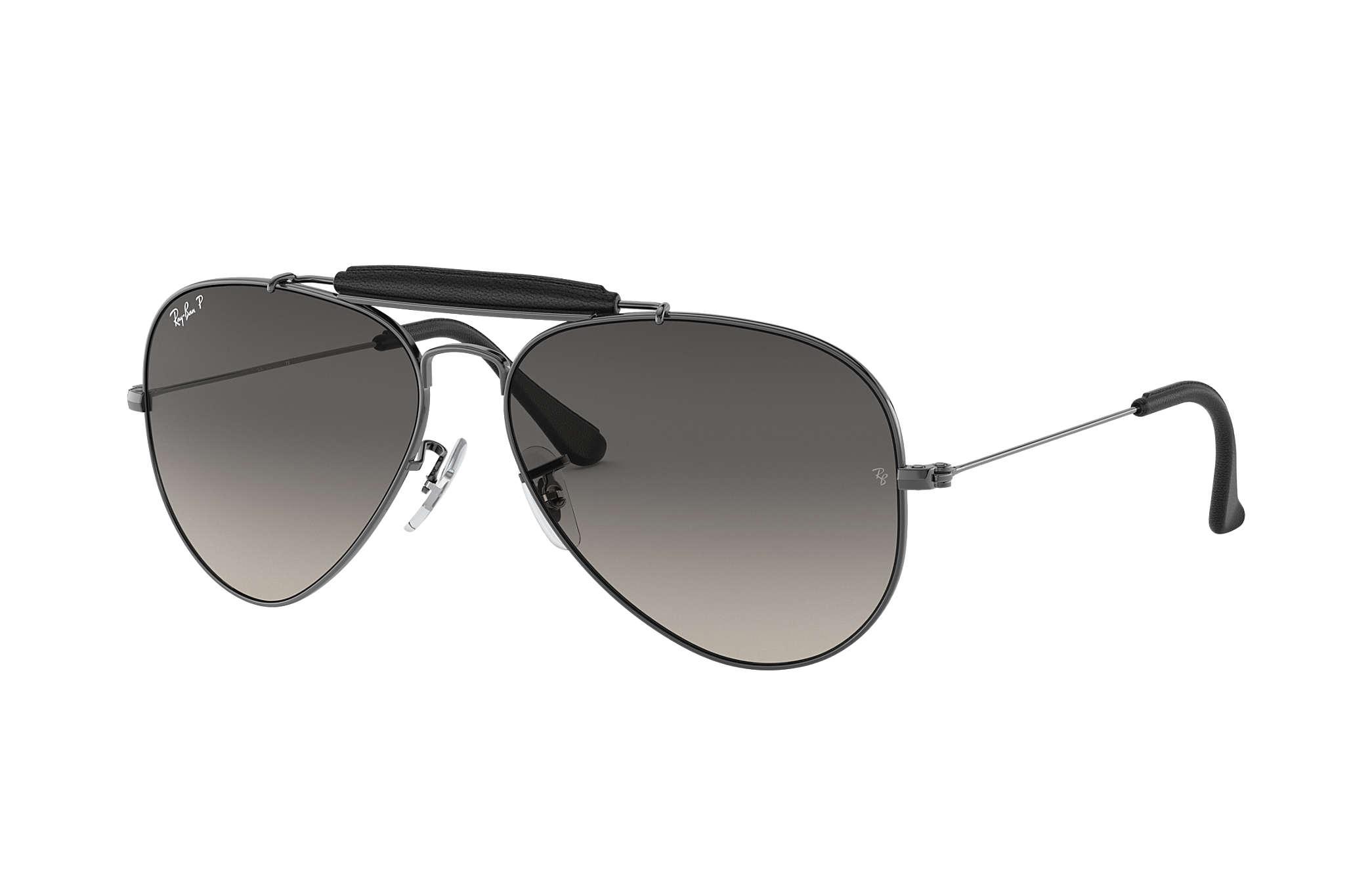 9d665f7e60 Ray Ban Rb3428 Outdoorsman Aviator Sunglasses « Heritage Malta