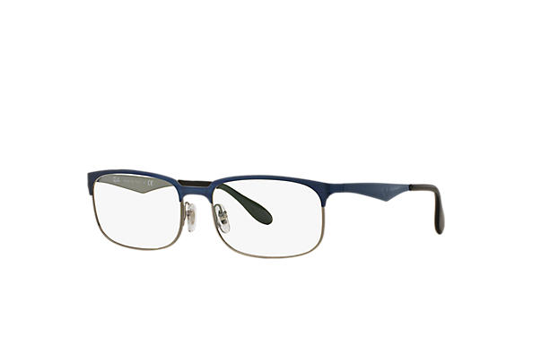 Ray-Ban 0RX6361-RB6361 Blue,Gunmetal OPTICAL