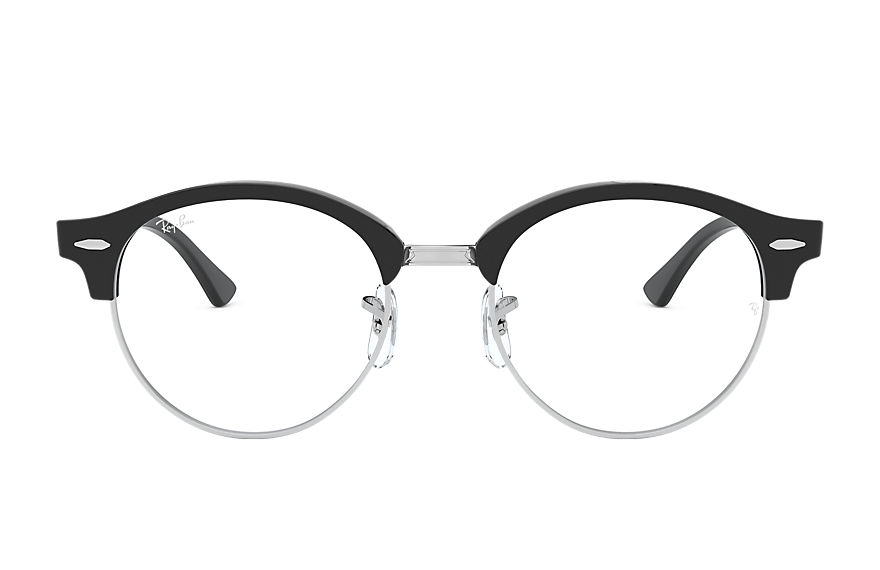 Ray-Ban Eyeglasses CLUBROUND OPTICS Black