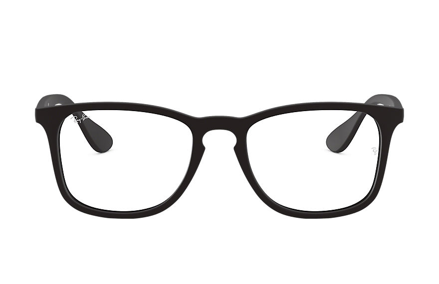 Ray-Ban  eyeglasses RX7074 UNISEX 003 rb7074 black 8053672552164