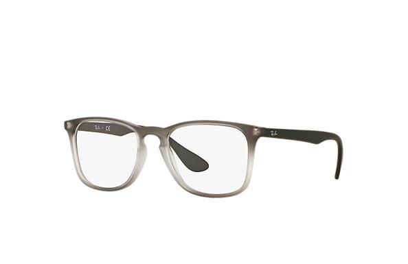 4db5f12a74 Ray-Ban prescription glasses RB7074 Black - Nylon - 0RX7074536450 ...
