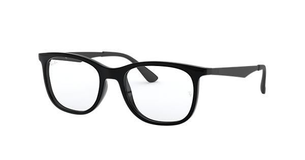 c73f7501a6b Ray-Ban eyeglasses RB7078 Black - Nylon - 0RX7078200053