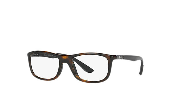 Ray-Ban 0RX8951-RB8951 Tortoise; Grey OPTICAL