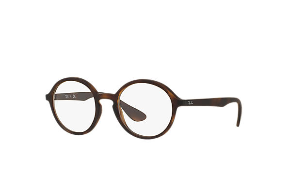 Ray-Ban 0RX7075-RB7075 Habana OPTICAL