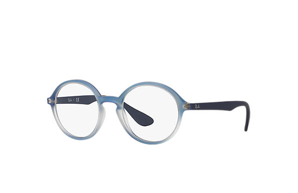 Ray-Ban 0RX7075-RB7075 Blue OPTICAL
