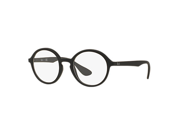 Ray-Ban 0RX7075-RB7075 Black OPTICAL