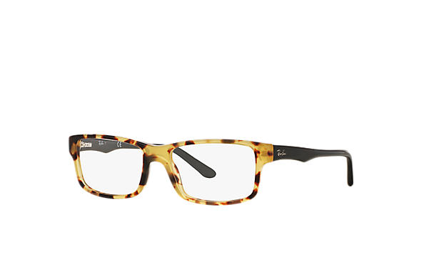 Ray-Ban 0RX5245-RB5245 Tartaruga; Nero OPTICAL