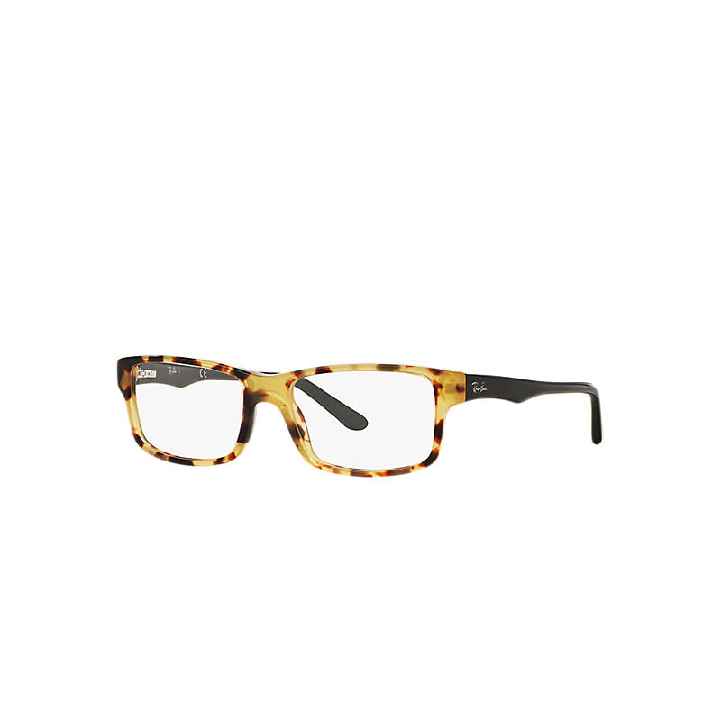 Image of Ray-Ban Black Eyeglasses - Rb5245