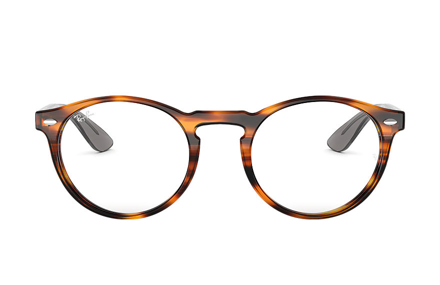 Ray-Ban  sehbrillen RX5283 UNISEX 003 rb5283 tortoise 8053672554564