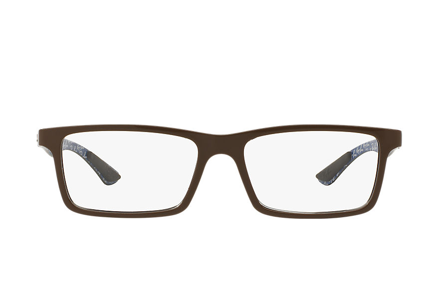 Ray-Ban  eyeglasses RX8901 MALE 006 rb8901 brown 8053672558012