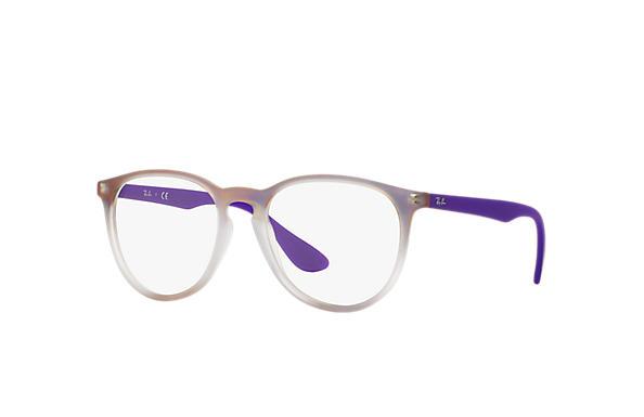1e6688e07c Ray-Ban prescription glasses Erika Optics RB7046 Violet - Nylon ...