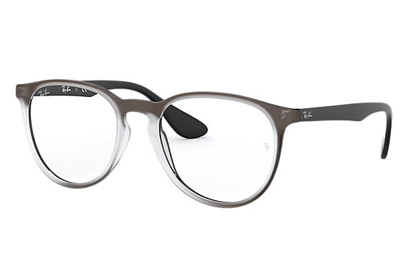 c4de81c7a4b Ray-Ban prescription glasses Erika Optics RB7046 Black - Nylon ...