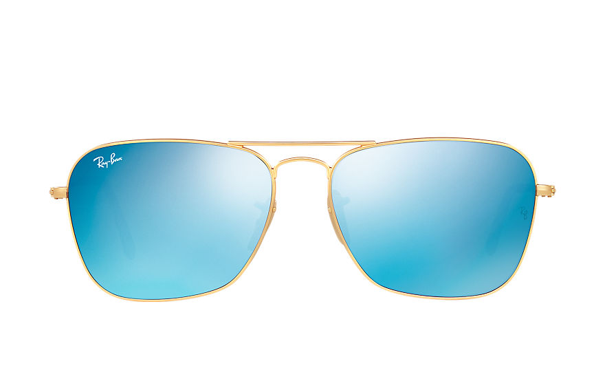 Ray-Ban  sunglasses RB3136 UNISEX 014 caravan gold 8053672559071