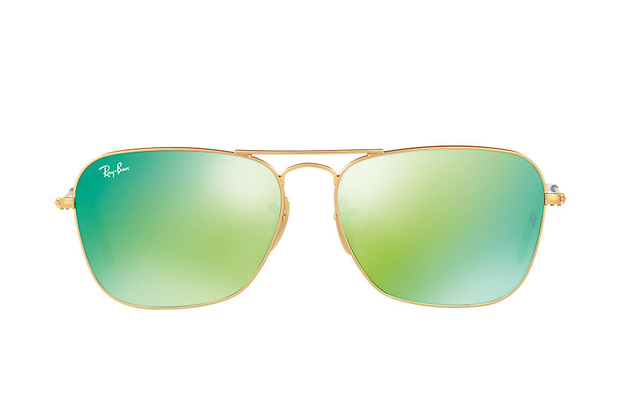 Ray-Ban  sunglasses RB3136 UNISEX 015 流浪者 金 8053672559132