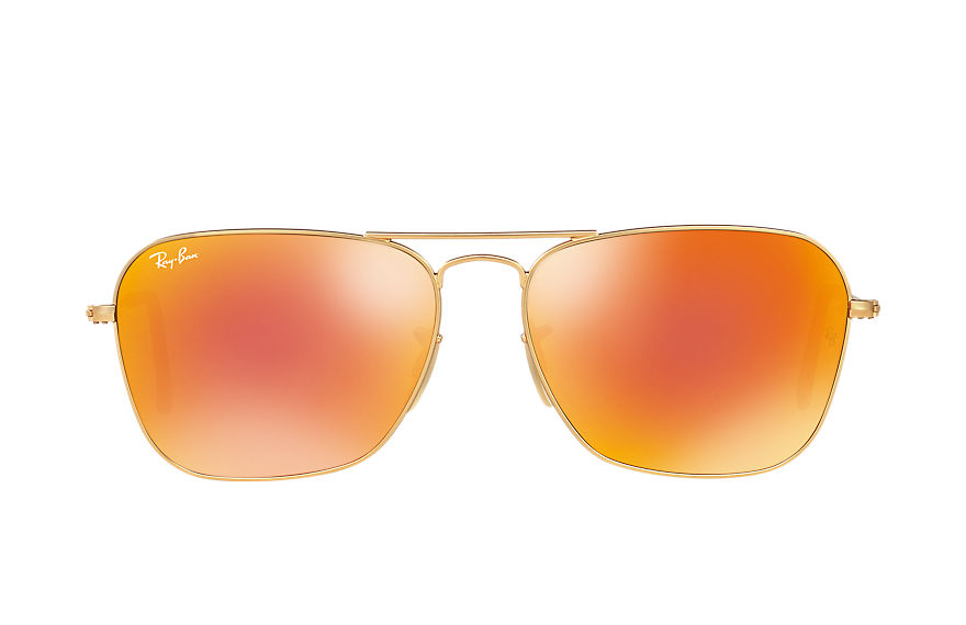 Ray-Ban  sunglasses RB3136 UNISEX 001 caravan gold 8053672559194