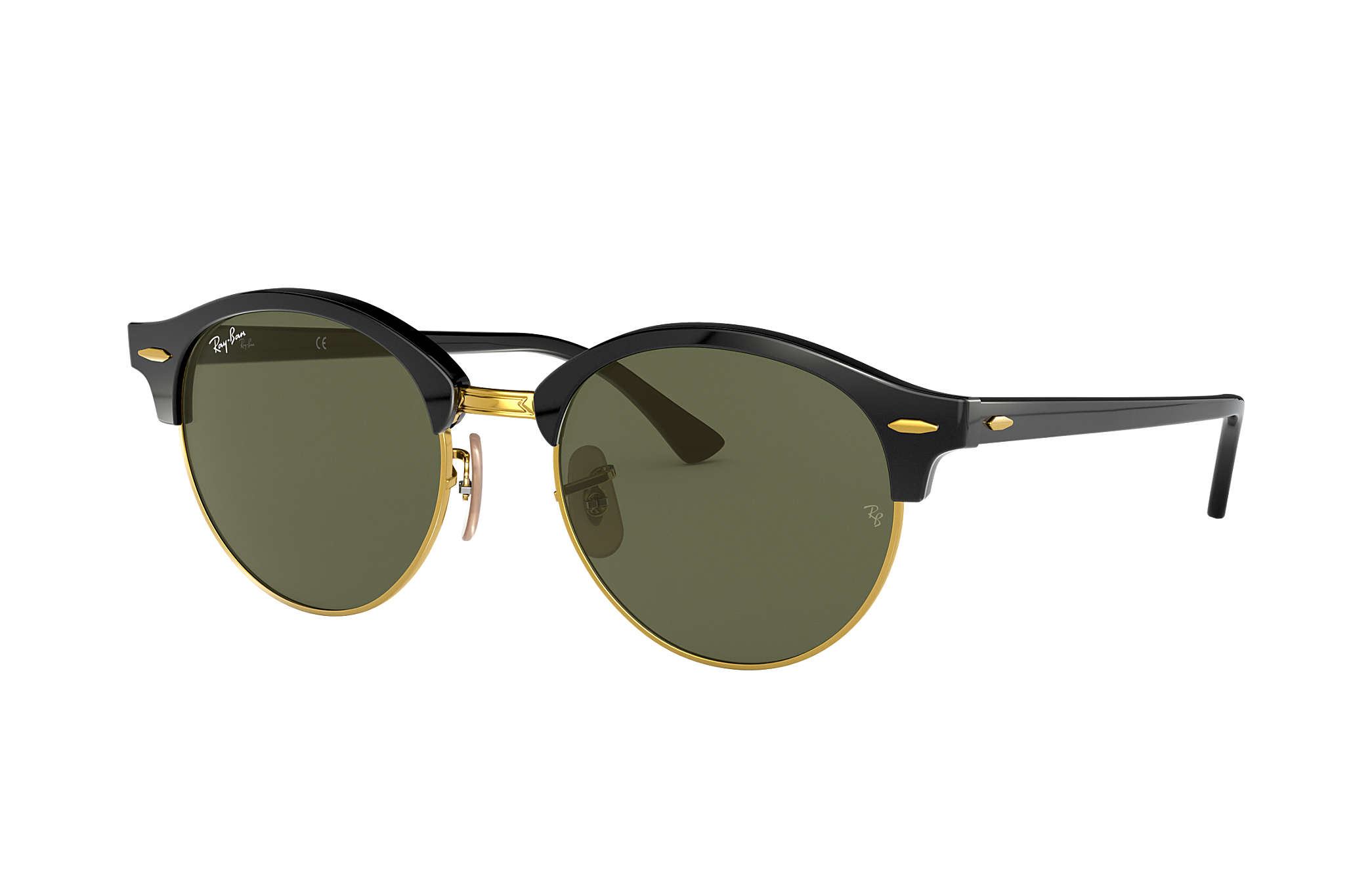 ray ban clubmaster vs clubround