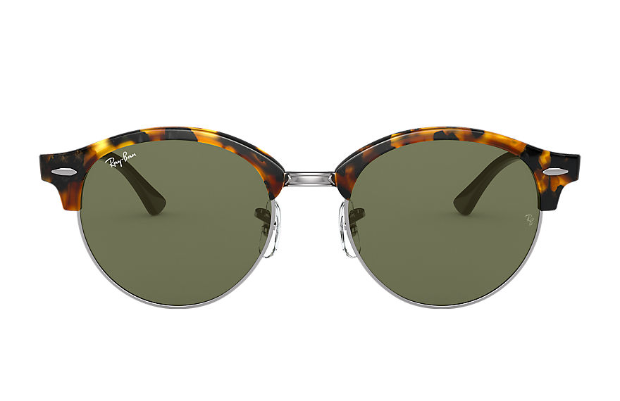 Ray-Ban  sunglasses RB4246 UNISEX 001 clubround classic 호피색 8053672559705