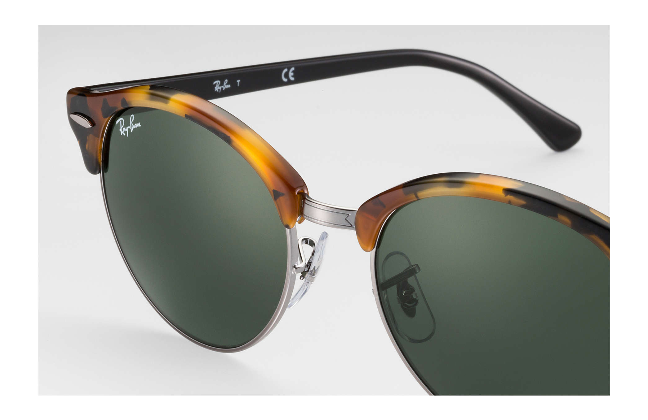 Ray Ban Clubmaster lunettes de soleil RB4246115751