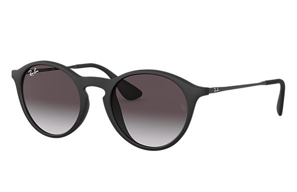 527e1c376f Ray-Ban RB4243 Black - Nylon - Grey Lenses - 0RB4243622 8G49