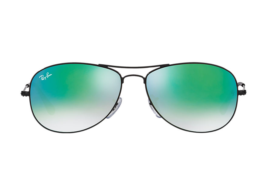 Ray-Ban  gafas de sol RB3362 UNISEX 027 cockpit flash lenses gradient negro 8053672561609