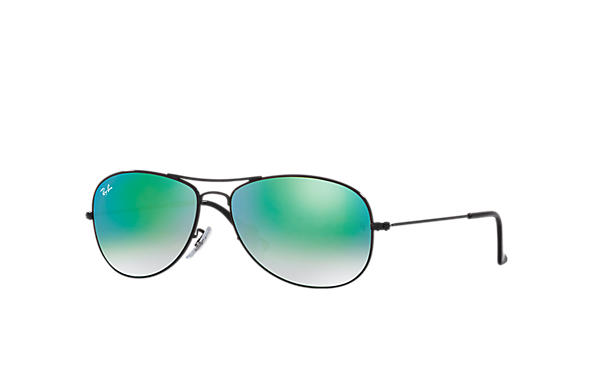 Ray-Ban 0RB3362-COCKPIT FLASH LENSES GRADIENT Nero SUN
