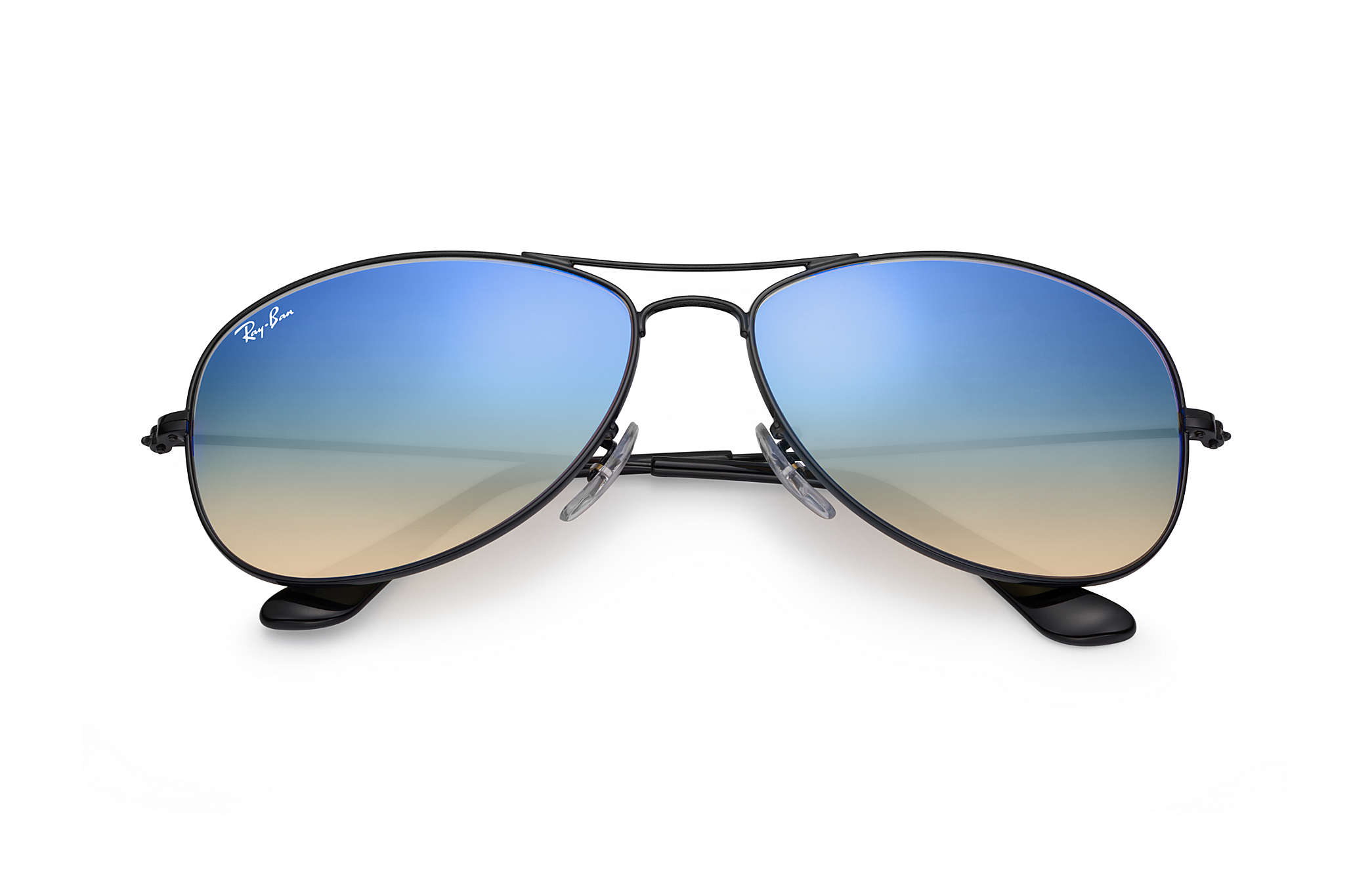Ray-Ban 0RB3362-COCKPIT FLASH LENSES GRADIENT Noir SUN