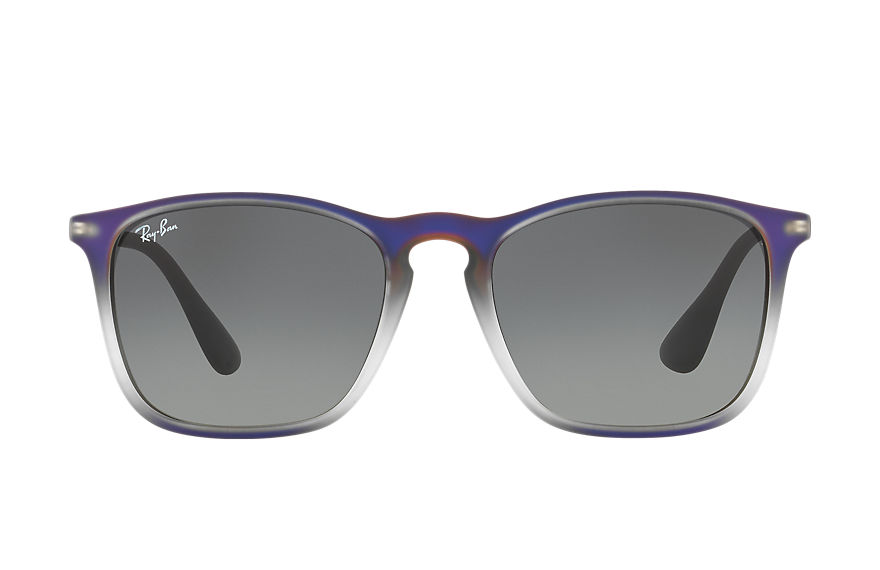 Ray-Ban  sunglasses RB4187 UNISEX 015 chris violet 8053672561722