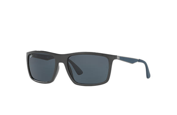 Ray-Ban 0RB4228-RB4228 Grey; Gunmetal,Blue SUN