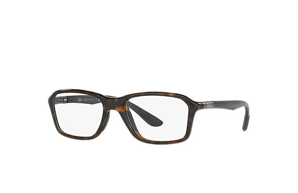 Ray-Ban 0RX8952-RB8952 Tortoise; Grey OPTICAL