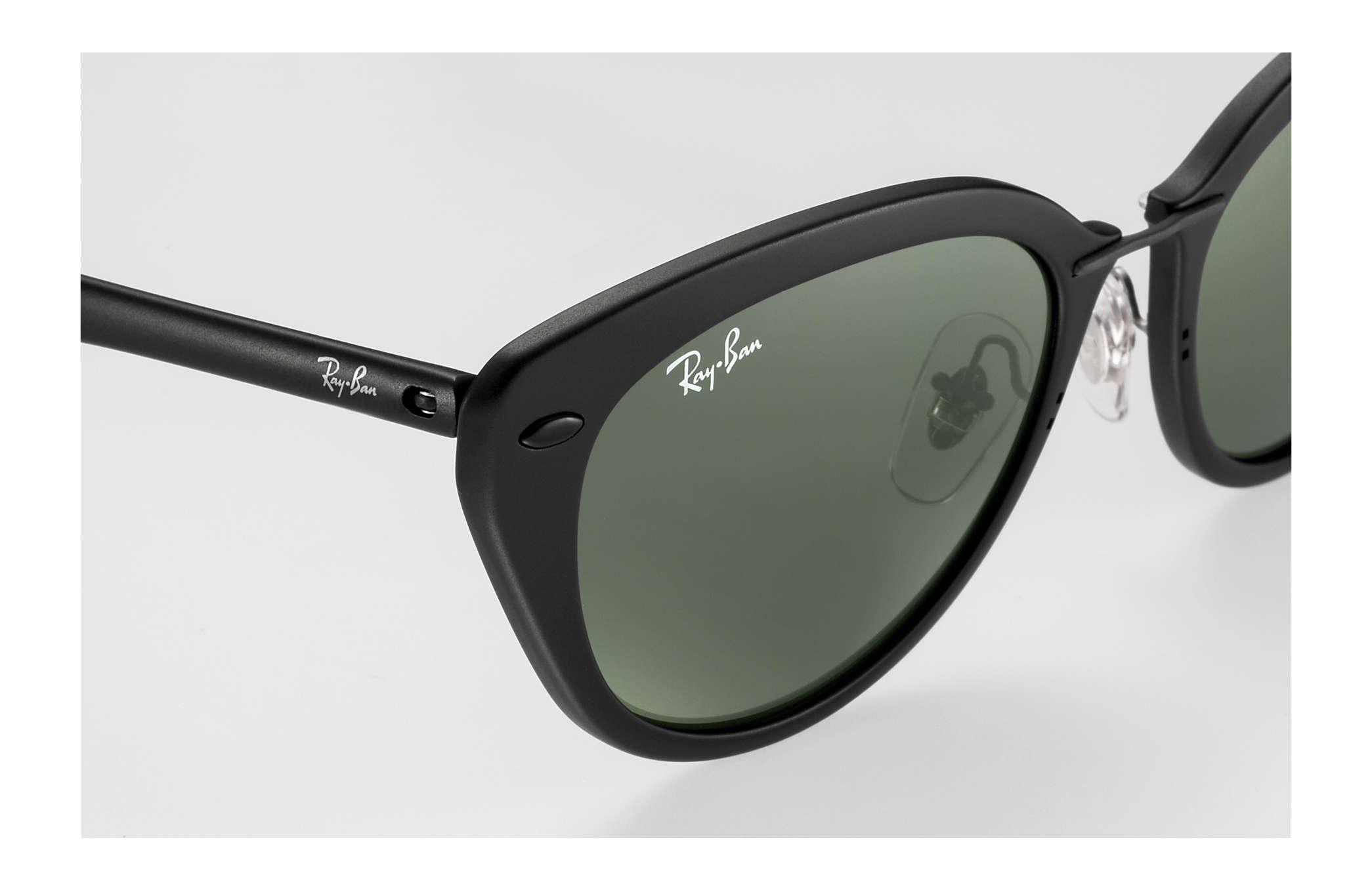 0e80bd594f Ray-Ban RB4250 Black - LightRay Titanium - Green Lenses - 0RB4250601 ...