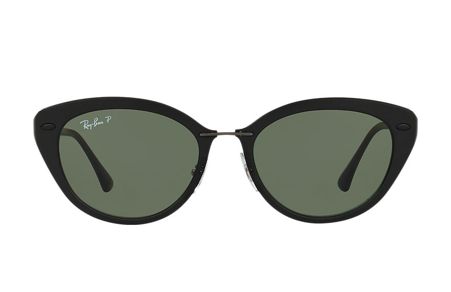 Ray-Ban Sunglasses RB4250 Black with Green Classic G-15 lens
