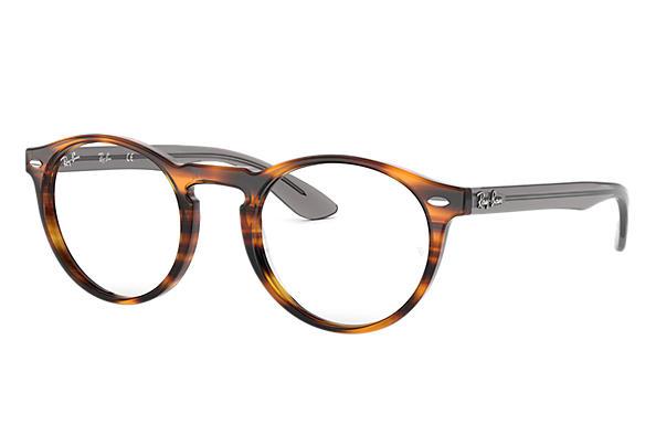 4bc214f08a7 Ray-Ban eyeglasses RB5283F Tortoise - Acetate - 0RX5283F560751
